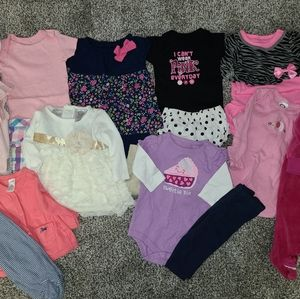 20 Piece 0-3 Month Bundle